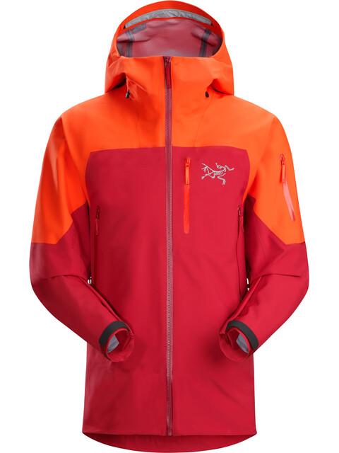 Arc'teryx M's Sabre LT Jacket Firecracker
